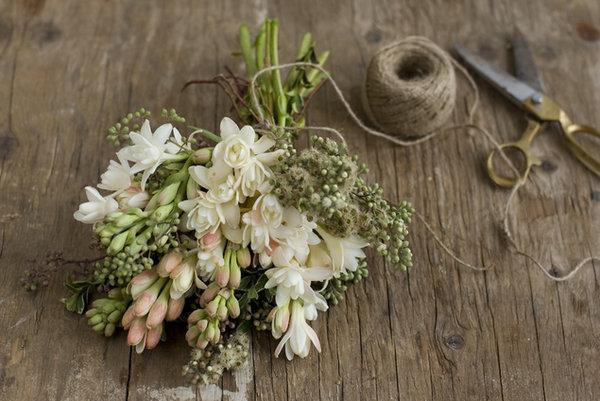 Winter Flower Bouquets