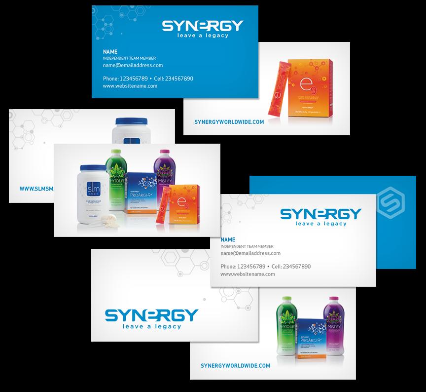 Ireland & U.K. - Synergy WorldWide Blog: Updated Business Cards Now ...