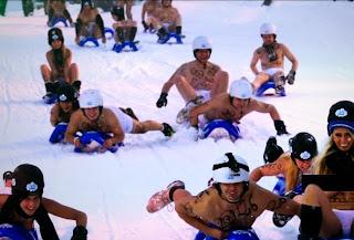 festival ski telanjang
