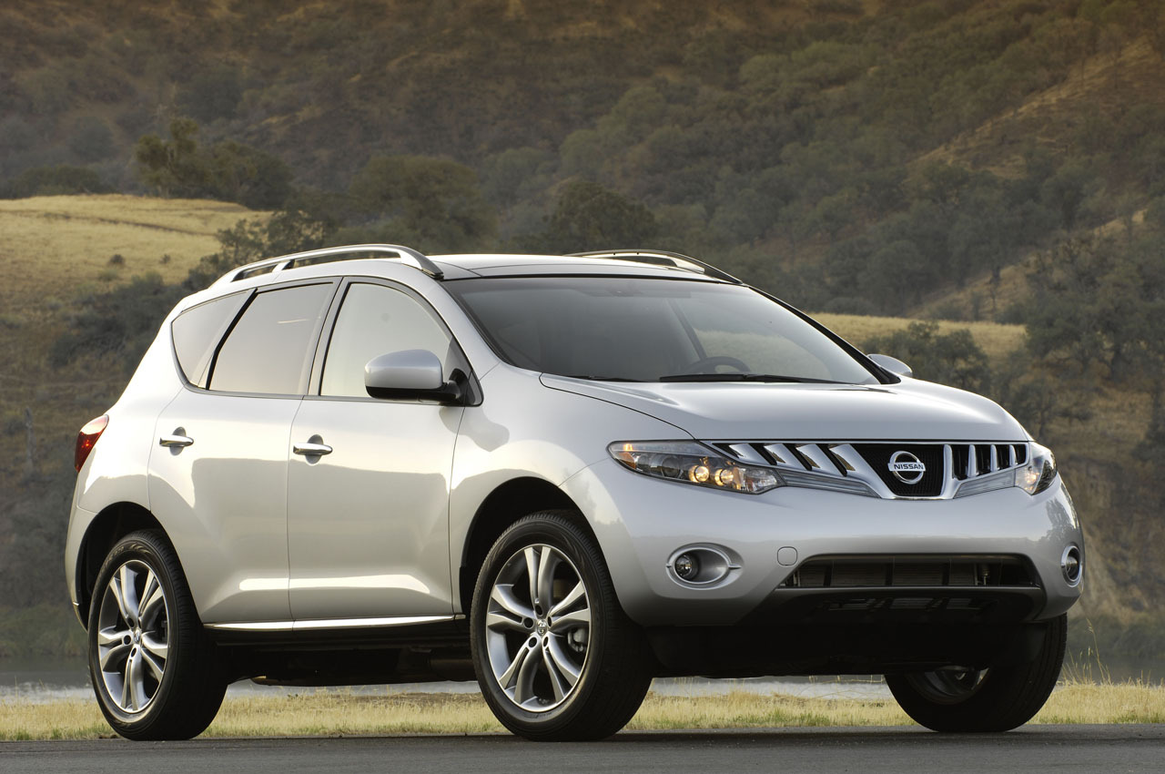 World Car Wallpapers Nissan Murano 2010