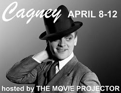 A participant in the Cagney Blogathon April 8 - 12, 2013