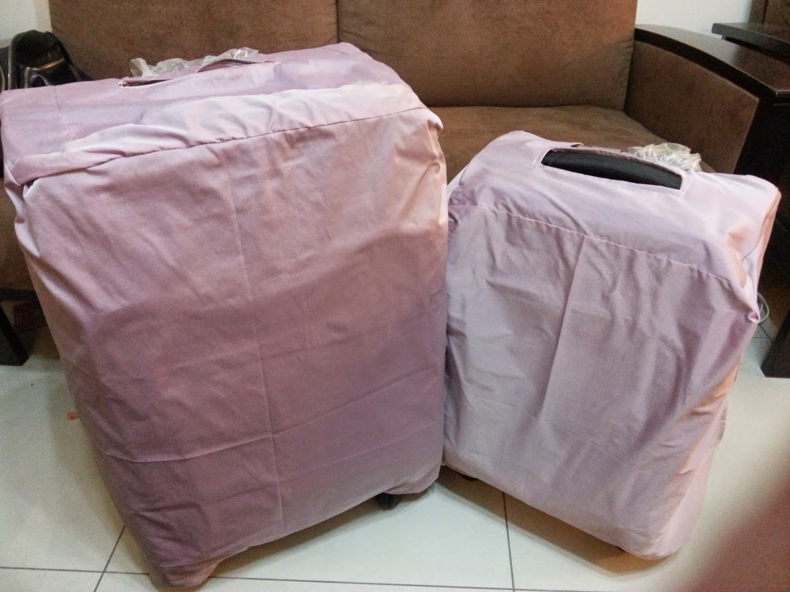 Buy luggage cover singapore