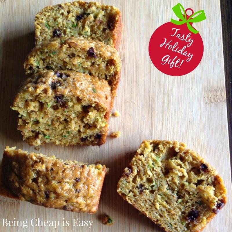 Zucchini Bread, healthy breads, Splenda, baking with sugar substitutes, #Moms4JnJConsumer, #HealthyEssentials