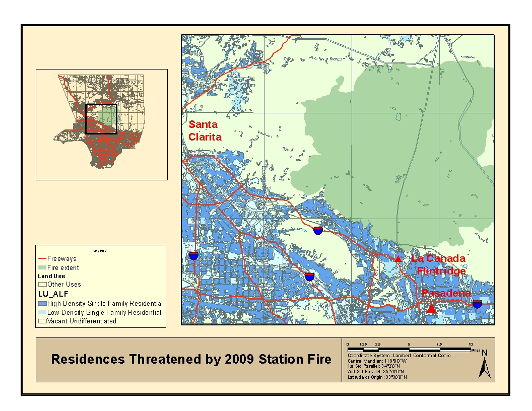 on august 26 2009 a large fire broke out and raged through angeles national forest in the san gabriel mountains the blaze became known as the station fire