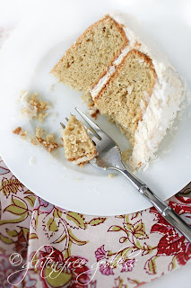 Coconut Layer Cake #glutenfree #dairyfree