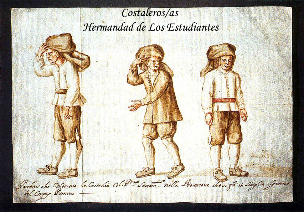 COSTALEROS/AS HDAD. DE LOS ESTUDIANTES