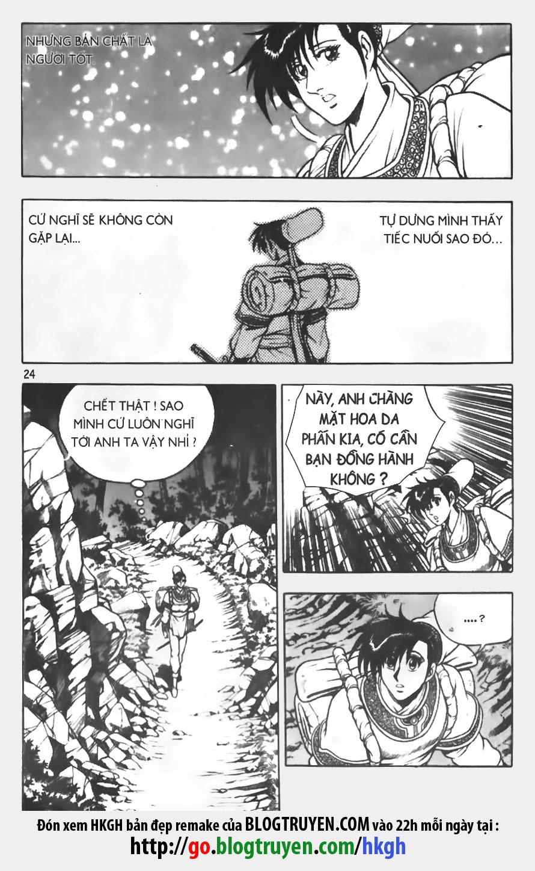 Hiệp Khách Giang Hồ - Hiệp Khách Giang Hồ Chap 070 - Pic 13