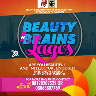 Beauty And Brains Lagos Season 1