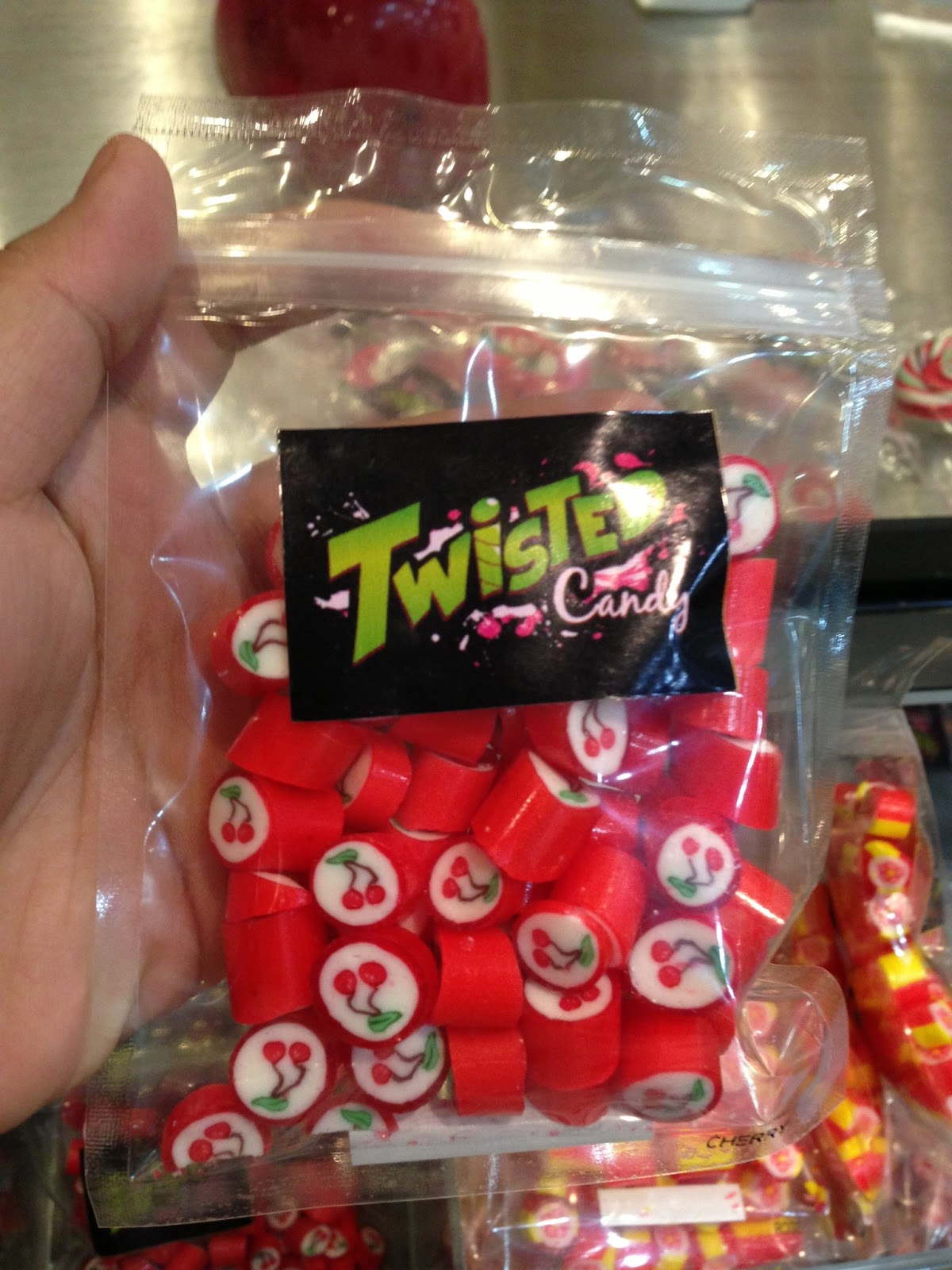 Personalized Christmas Candy