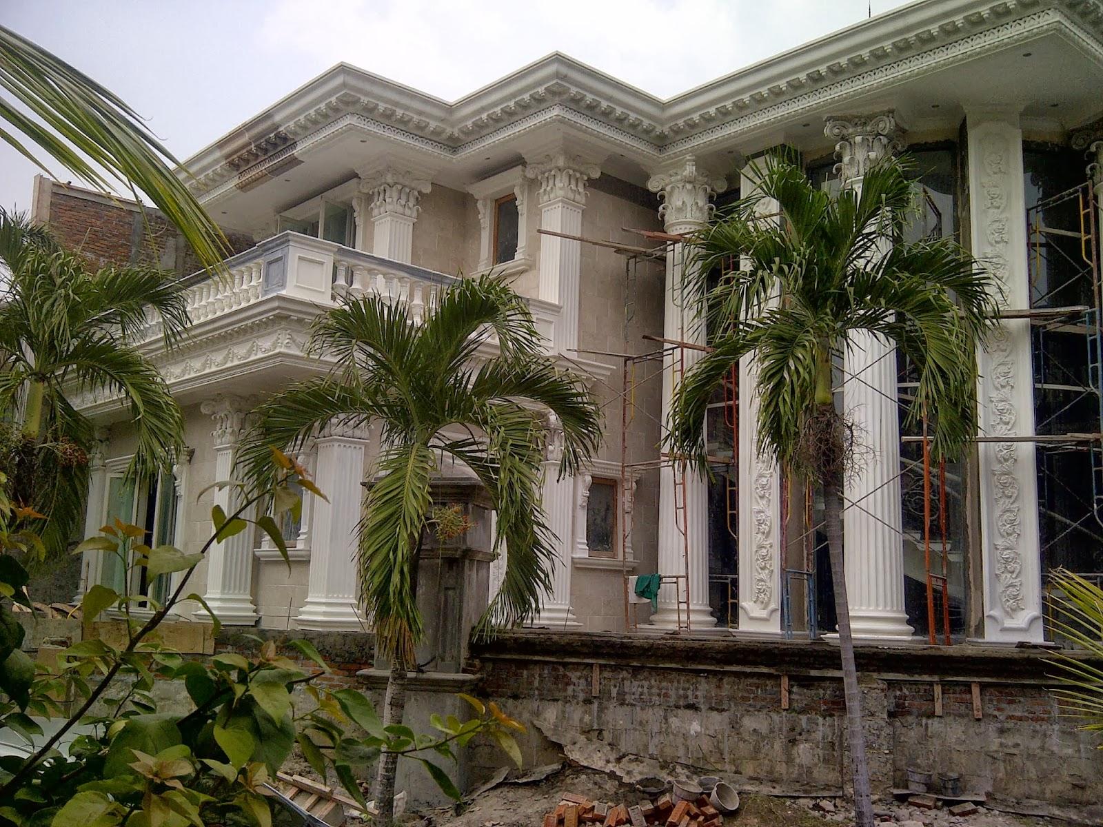 Renovasi Rumah Benangan Klasik