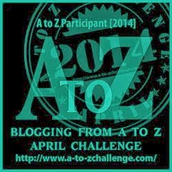 A to Z Challenged Again!