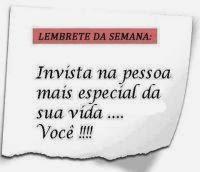 ♥ DICA DO DIA ♥