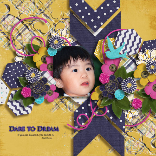 DSB  Dare to Dream