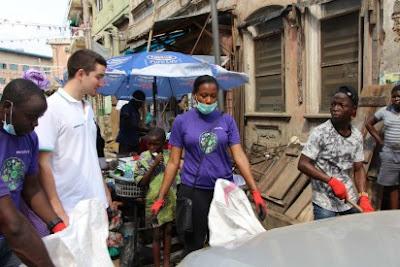 Nigerian news on waste management in Lagos