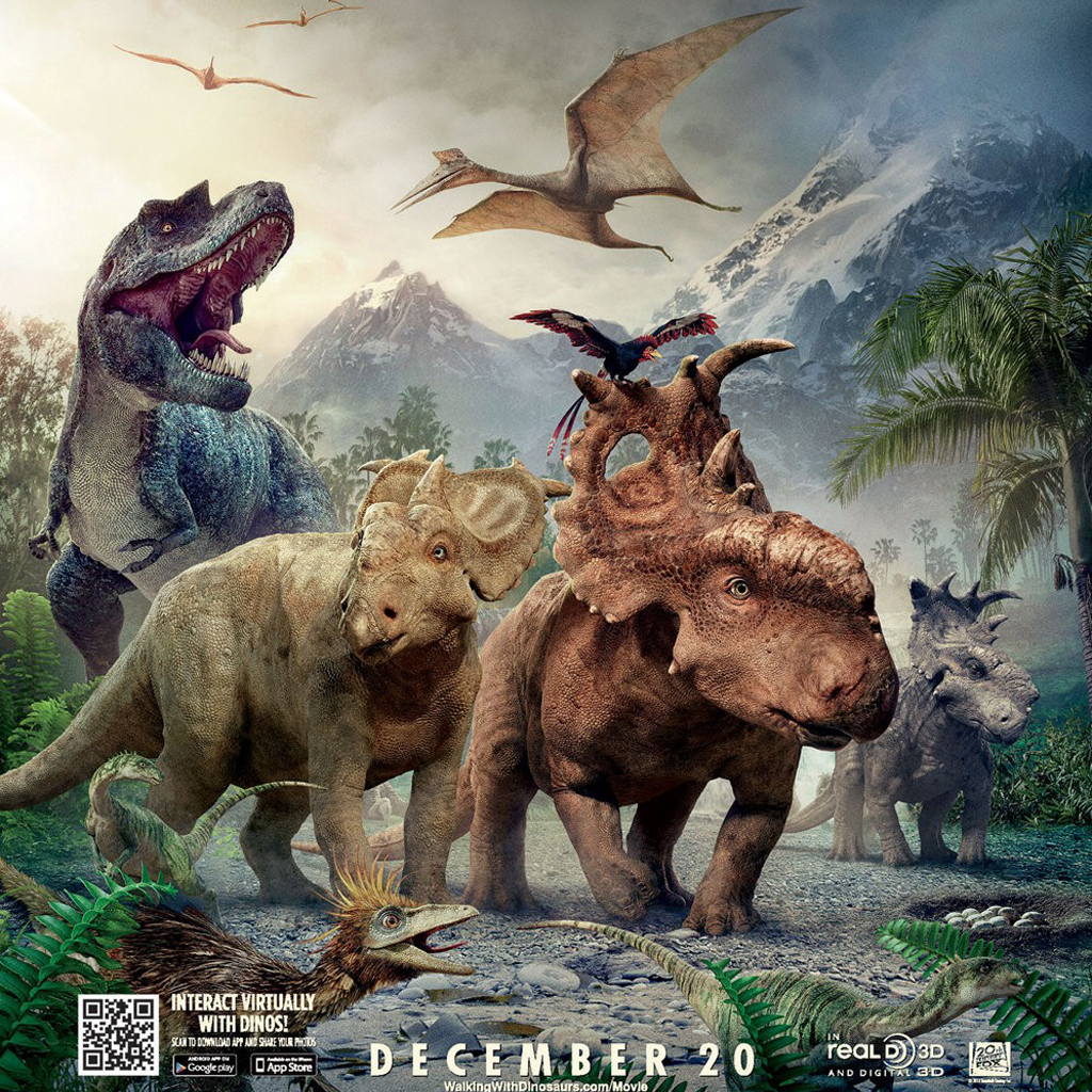 Walking with Dinosaurs 3D Wallpapers - walking with dinosaurs 3d wallpapers