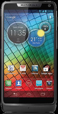 Motorola RAZR i - XT890
