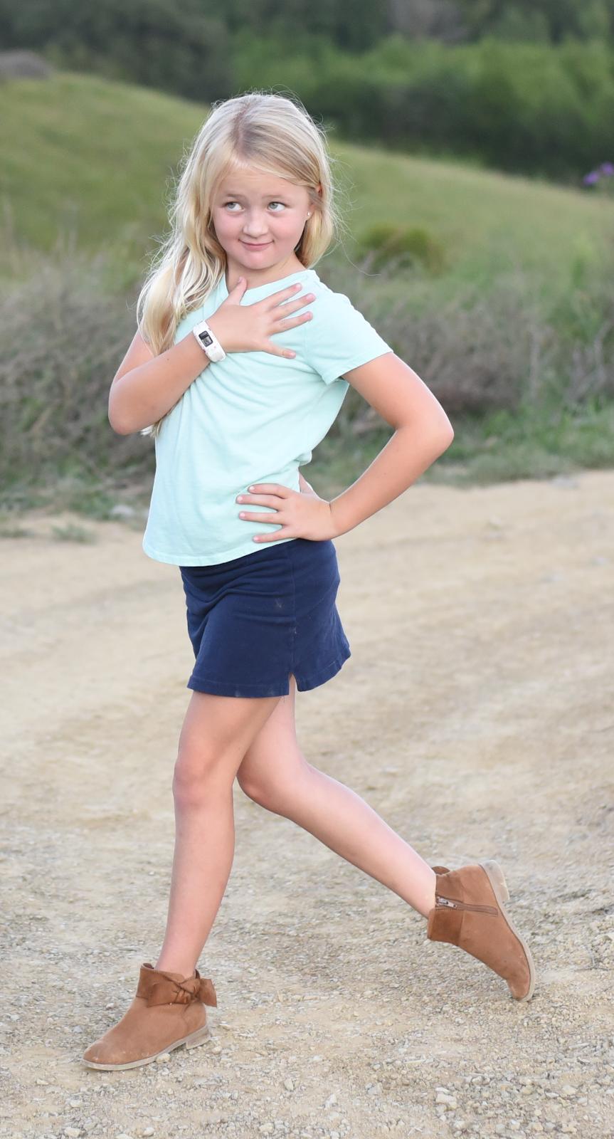 Abigail (8 years)