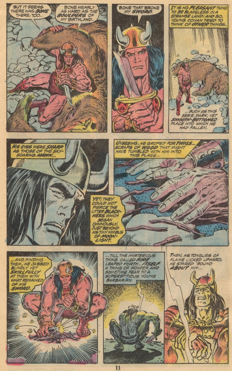 Conan the Barbarian (1970) Issue #31 #43 - English 9