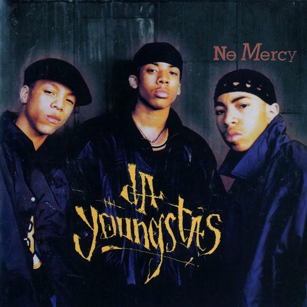 Da Youngsta's - No Mercy Cover