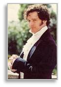 Mr. Darcy, Pride and Prejudice