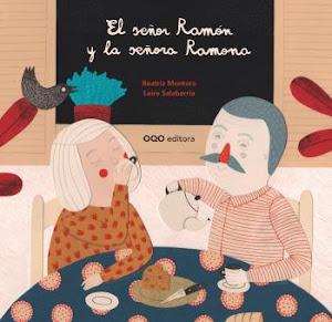 """""""El señor Ramón y la señora Ramona"""" otro nuevo libro"""