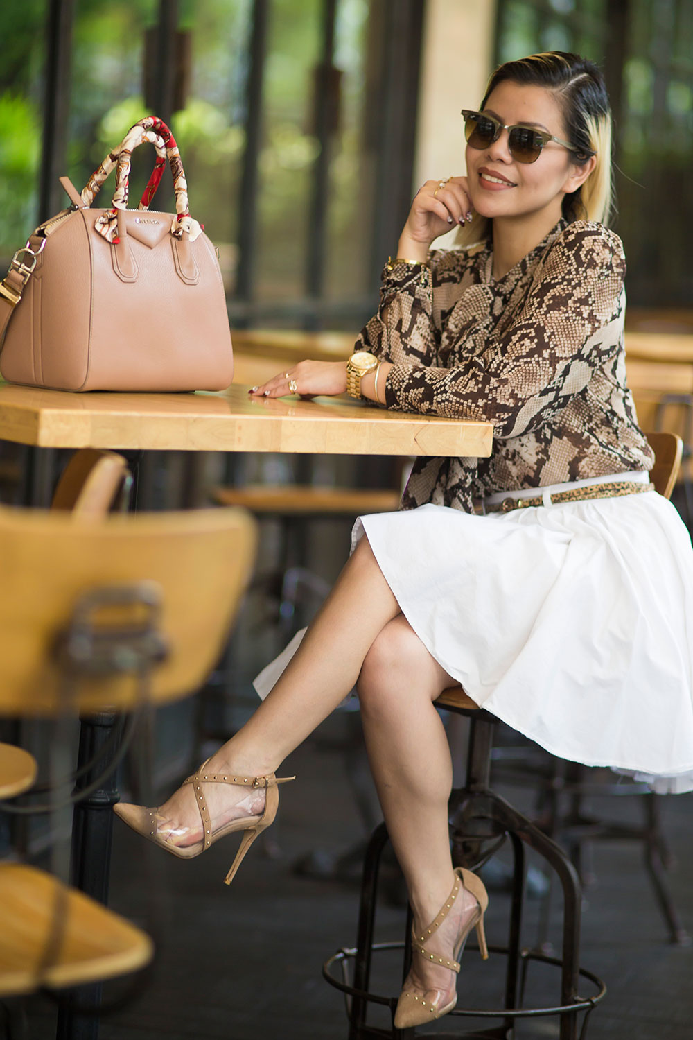 Crystal Phuong- Fashion Blogger- Streetstyle