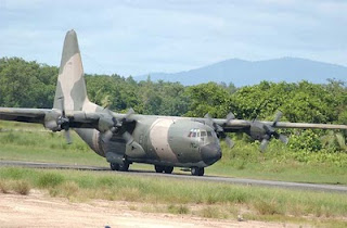 pesawat hercules indonesia