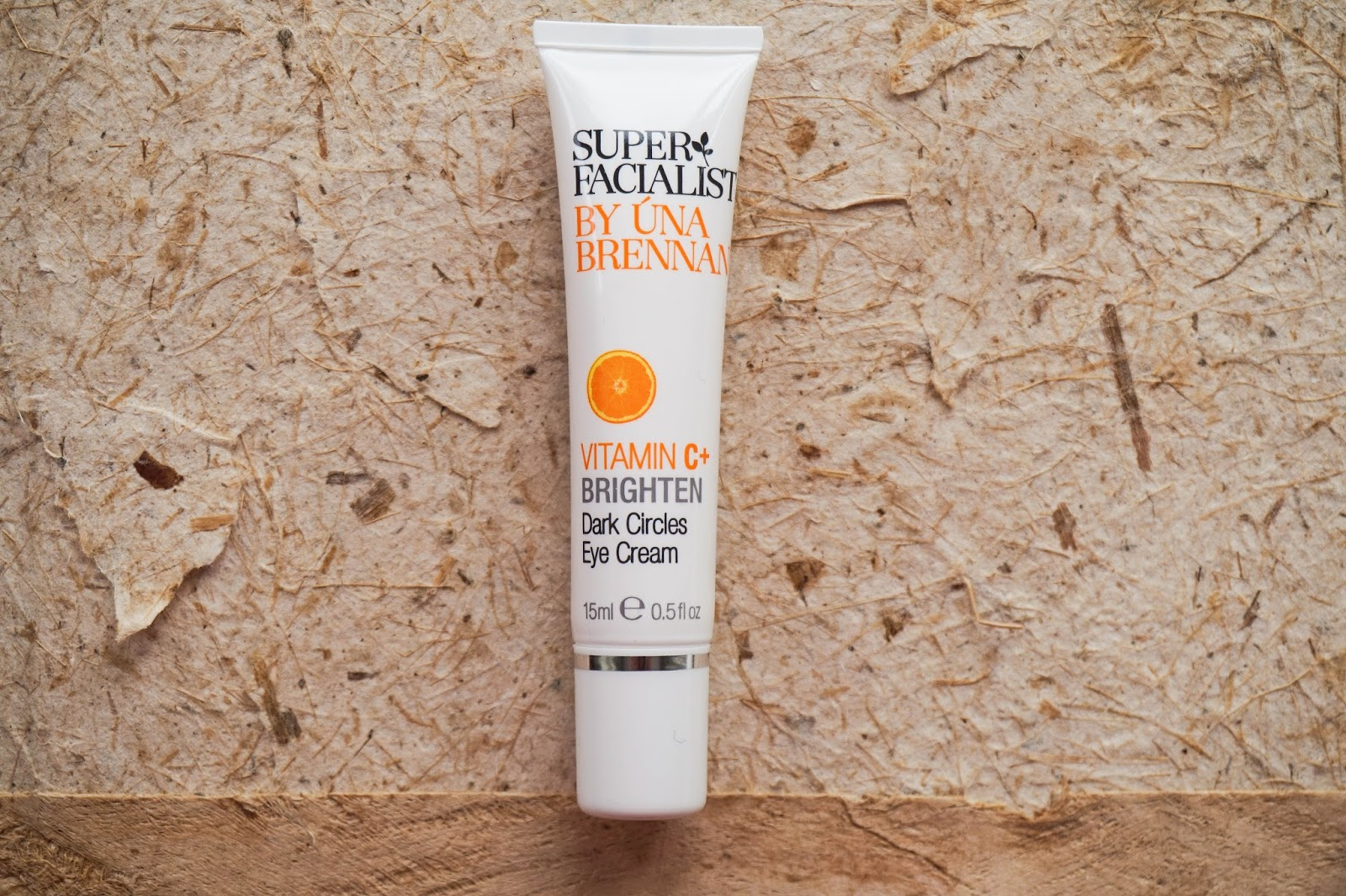 Super Facialist by Una Brennan, Rose Hydrate Intense Moisture Mask, Vitamin C+ Brighten Dark Circles Eye Cream