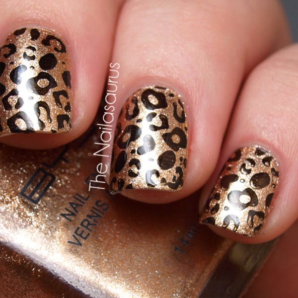 StyleVia: LATEAST FANTASTIC ANIMAL PRINT NAIL ART DESIGNS