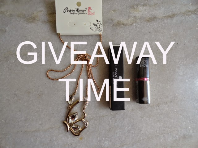 Blogiversary special giveaway #1 [CLOSED] image
