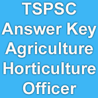TSPSC Answer Key 2015