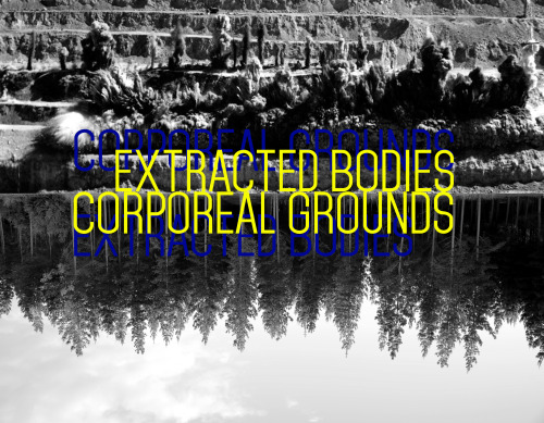 extracted bodies_corporeal grounds