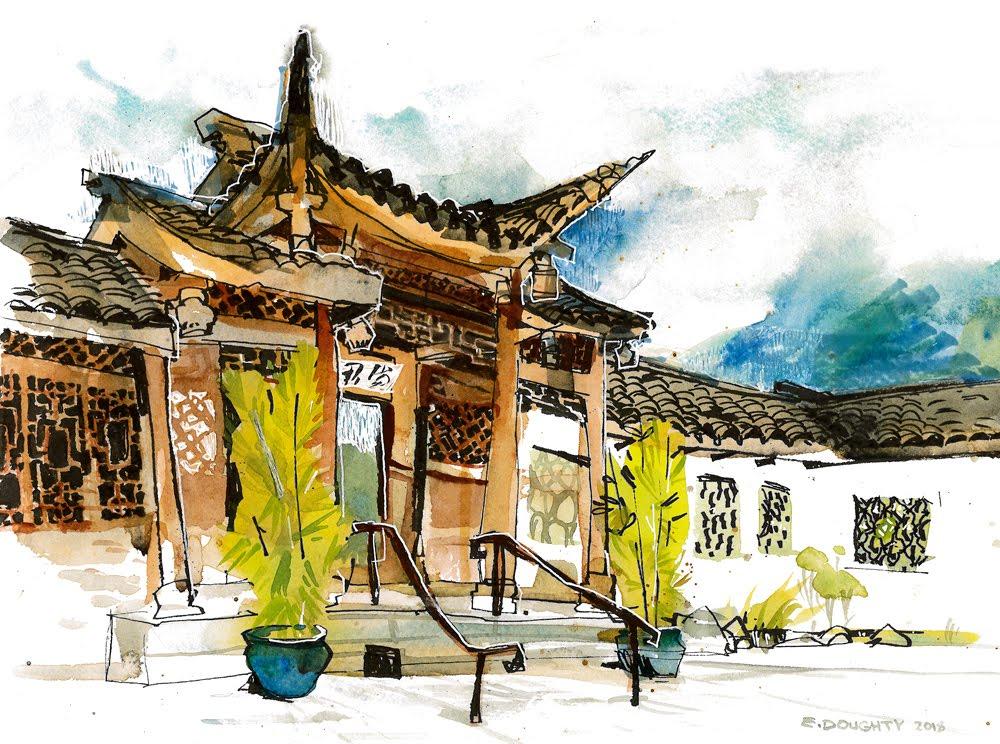 chinese garden patricks cafe - Seattle Chinese Garden