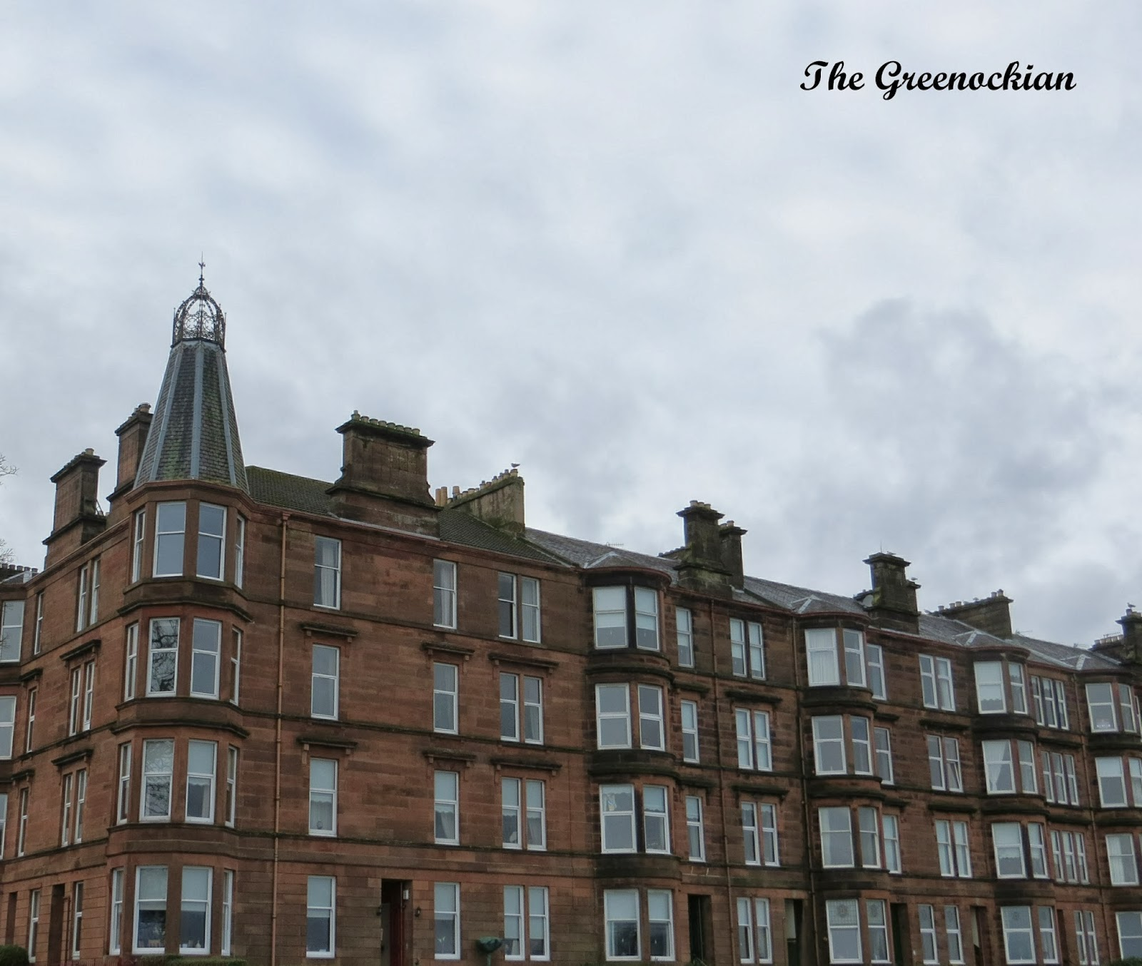 Greenock Esplanade Property For Sale