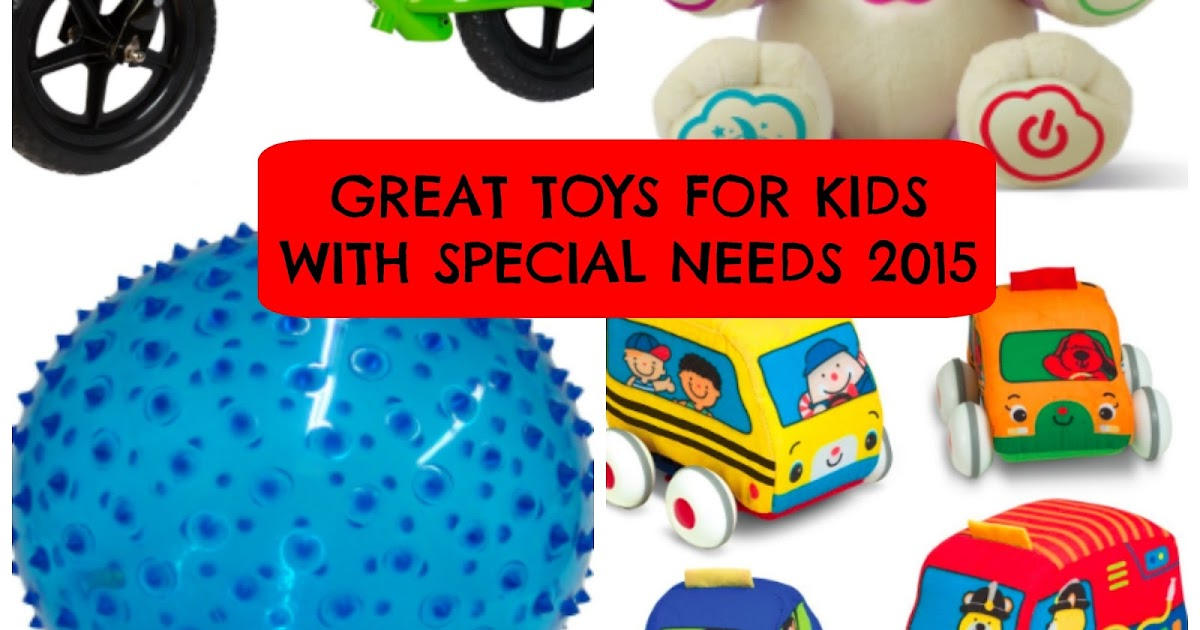 Toys For Special Needs : Love that max great toys for kids with special needs