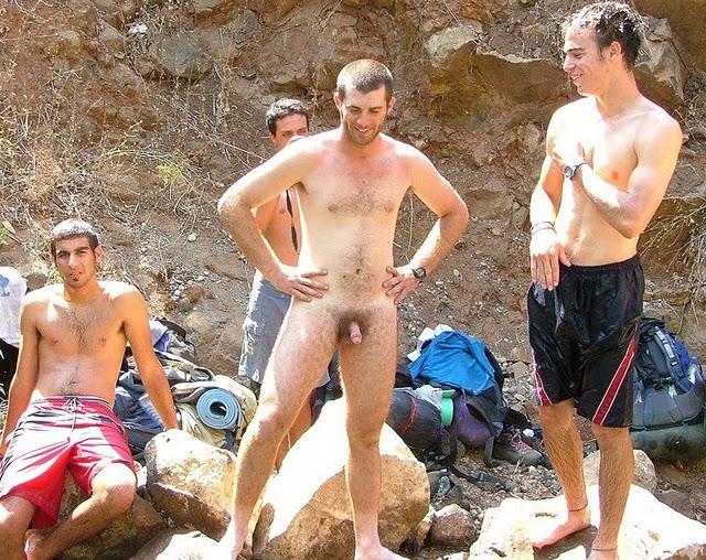 Naked ar my men that interrupt