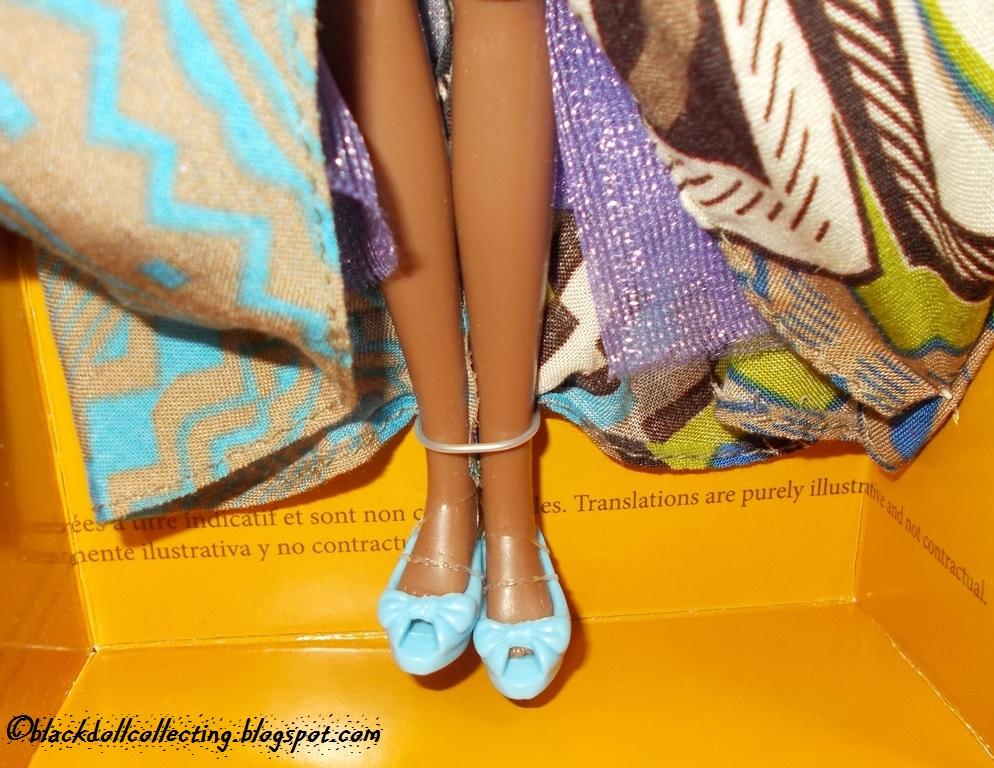 What Size Shoe Does Mattel Barbie Doll Wear