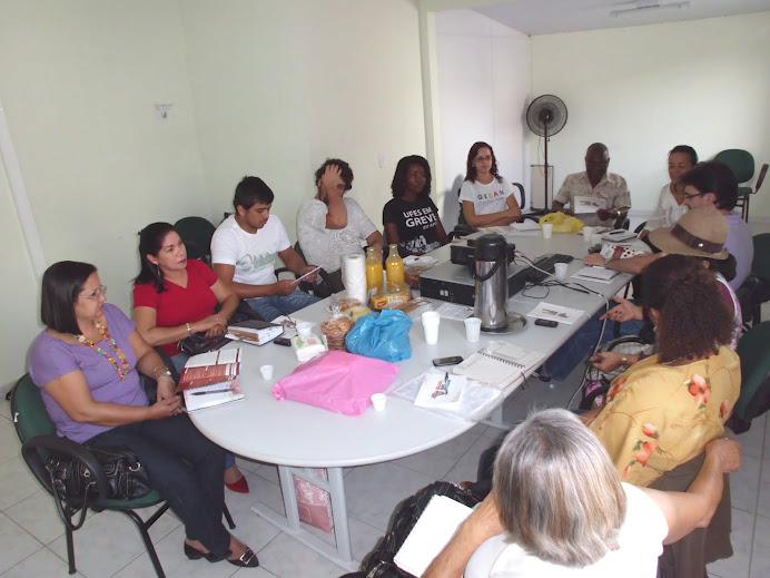 2o dia do Curso 18/08/12: participantes