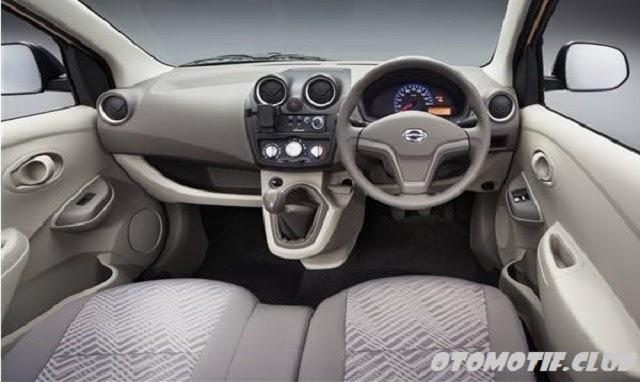 Dashboard Datsun GO+