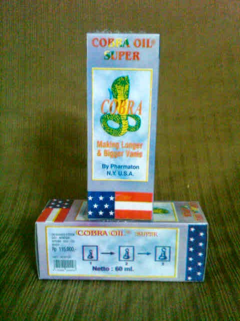 COBRA OIL SUPER