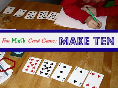 Card Game: Make Ten
