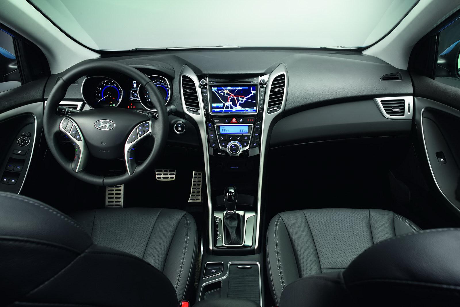 carro on Hyundai i30 2013