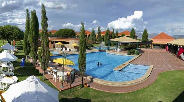 Hotel Los Parrales apuesta por el turismo en Tarija