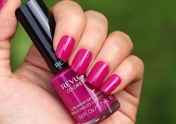 Revlon Rich Raspberry Colorstay Nail Enamel