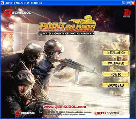 Point Blank (PB) Download