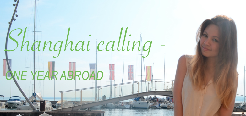 Shanghai calling - one year abroad