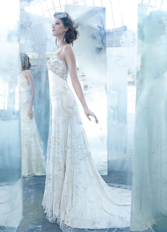 Lazaro Bridal Spring 2013 My Dress Of The Week Belle
