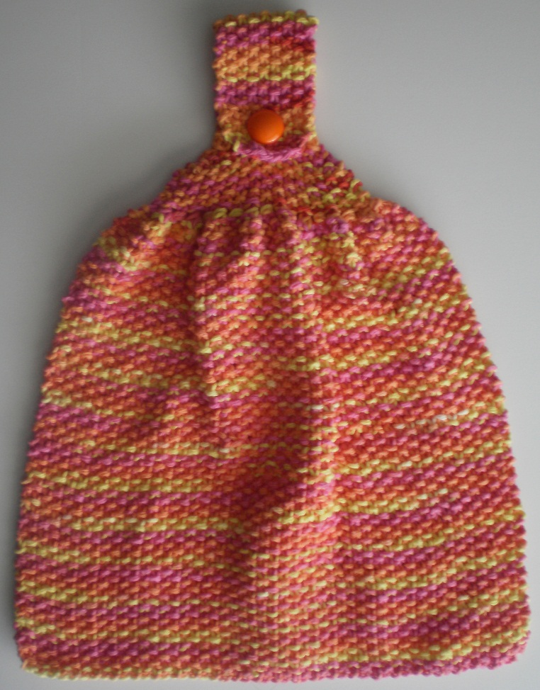 Knit Kitchen Towel Patterns : The Left Side of Crochet: Got Skills? 4KCBWDAY7