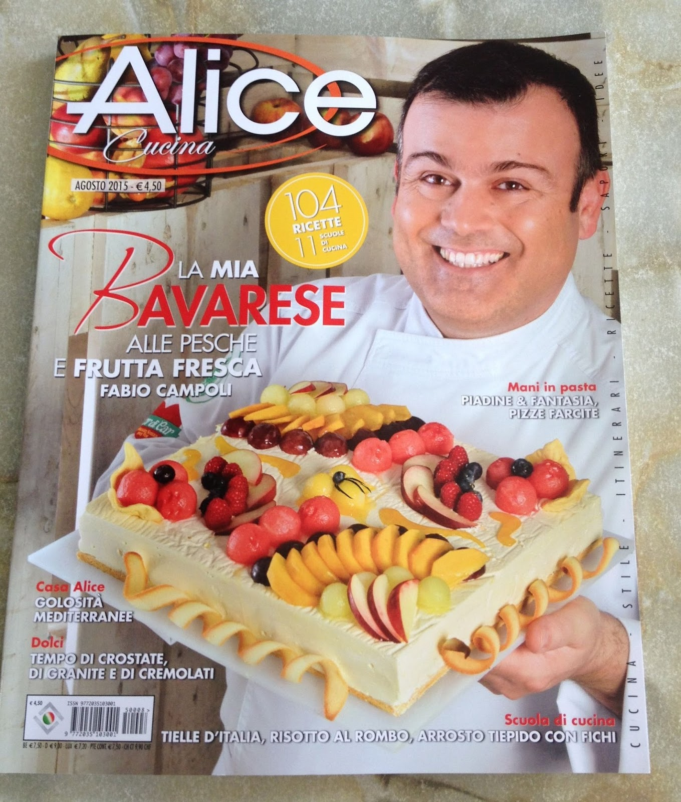 Alice cucina ricette dolci