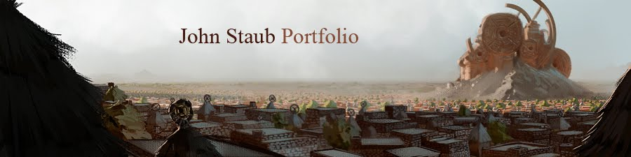 John Staub Portfolio
